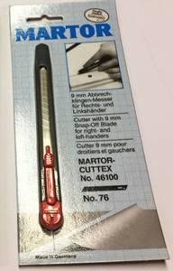 Bilde av Martor Cuttex kniv 9 mm